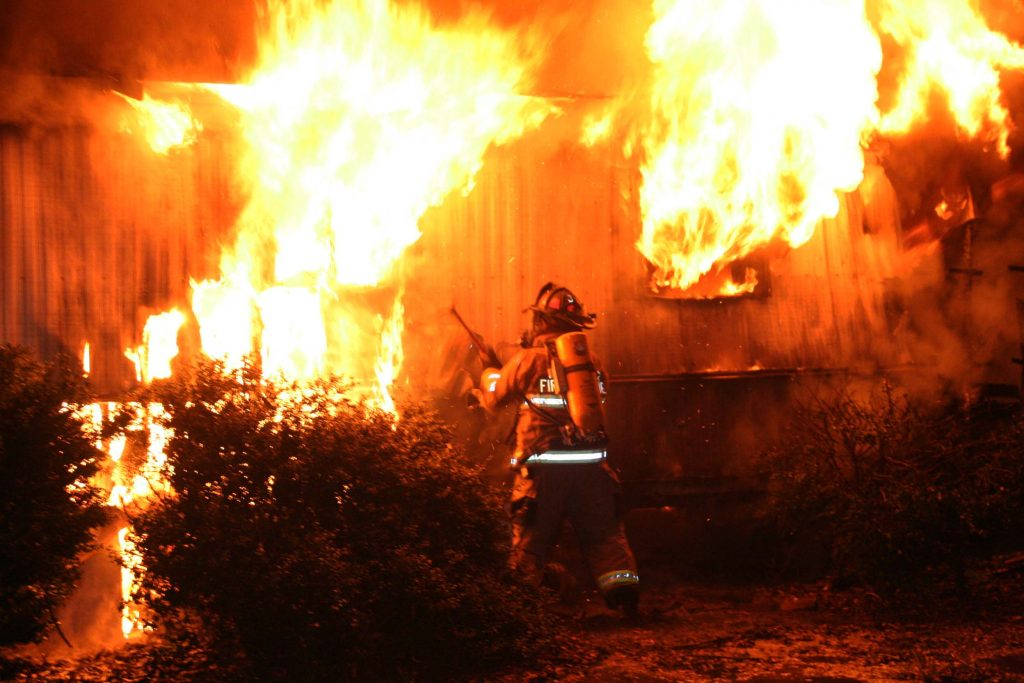 Design of a Wearable Electronics Package for Firefighter Monitoring