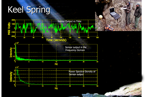 Infrasound Research with NASA Langley Research Center
